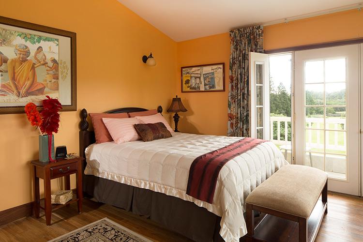 Citrus Suite at Kalaekilohana Inn & Retreat