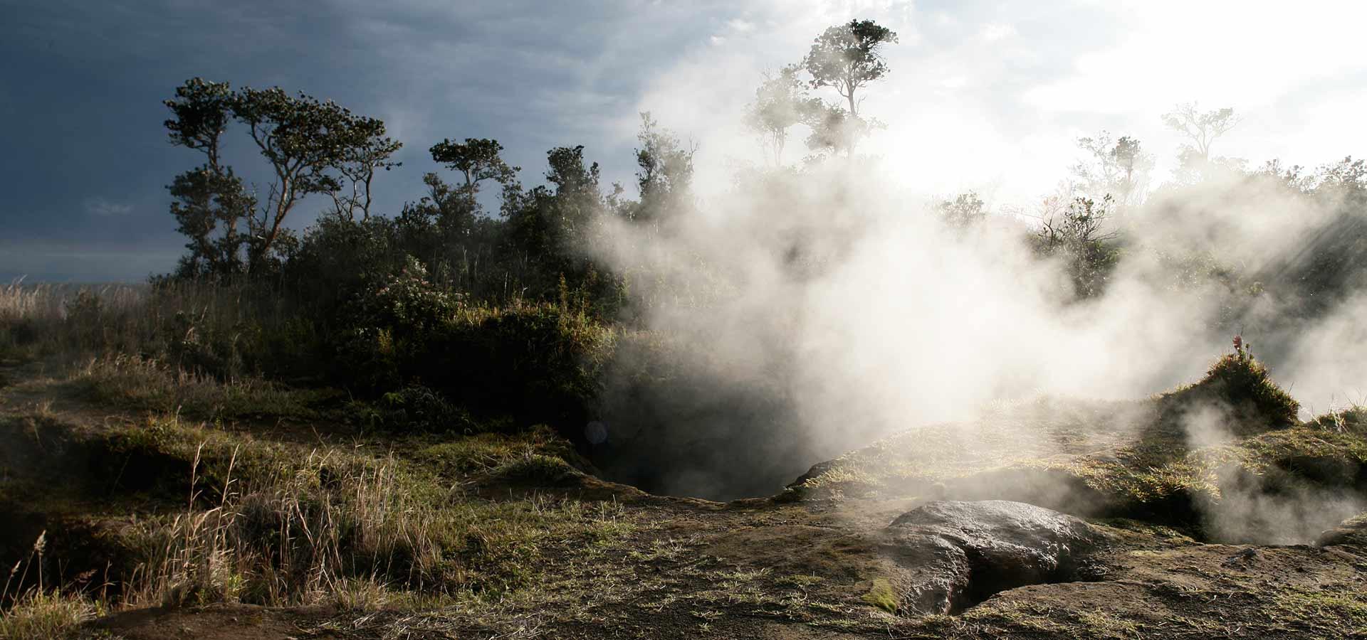Kilauea 'Iki Hike