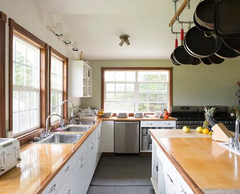 The Kitchen at Kalaekilohana Inn & Retreat