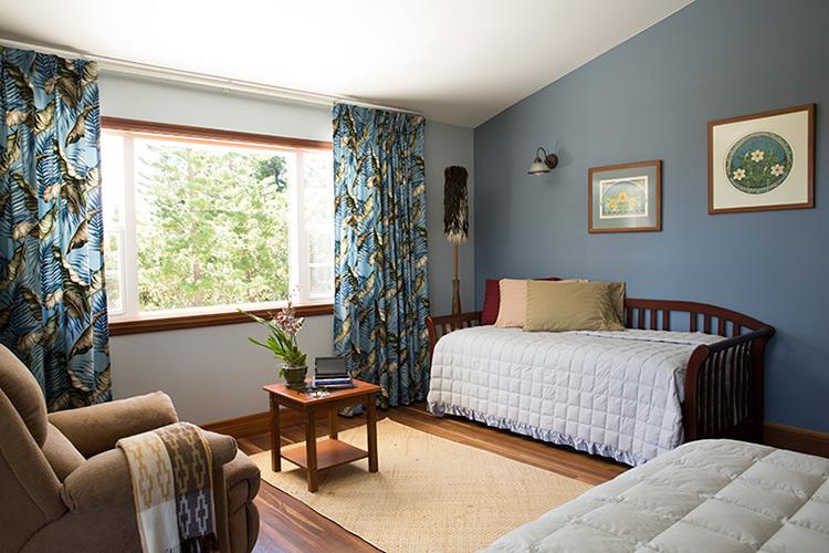 Ocean Suite at Kalaekilohana Inn & Retreat