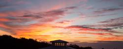 sunrise at Kalaekilohana Inn & Retreat Hawaii