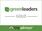 TA Green Leaders Gold Logo